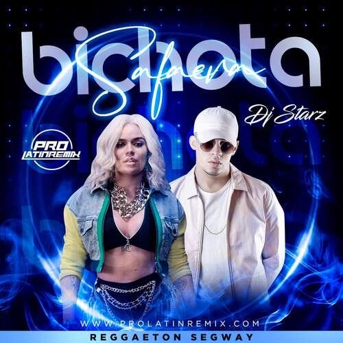 Bichota X Safaera - Karol G Vs Bad Bunny - DJ Starz - Reggaeton Segway - 82-96BPM
