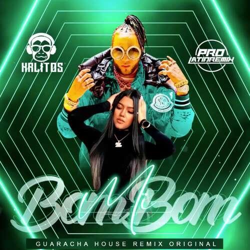Mi Bom Bom - El Alfa & Nesi - DJ Krlitos - Guaracha House Original Remix + Starter - 130BPM - 2 Versions