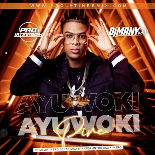 Ayuwoki Pire - Liro Shaq - DJ Many Mix - Dembow Intro Break+Aca Starter+Intro Aca + Intro&Outro - 120BPM - 5 Versions