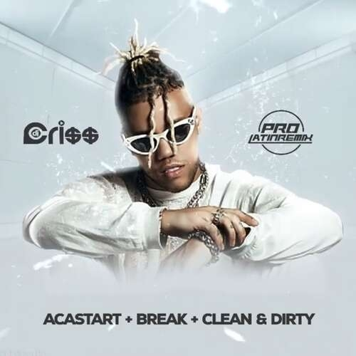 Christian Dior - Jhay Cortez - DJ Cri$$ - Reggaeton Intro Break + Aca Starter + Intro&Outro - Clean&Dirty - 6 Versions