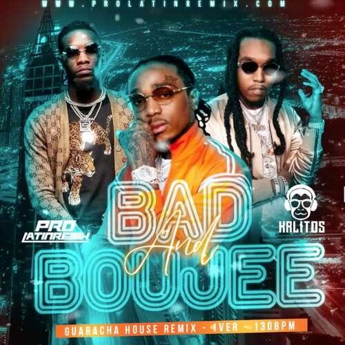 Bad And Boujee - Migos - DJ Krlitos - Guaracha House Remix + Starter - 130BPM - 2 Versions