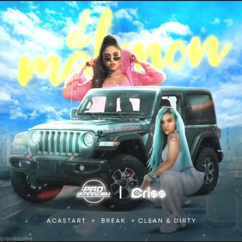 El Makinon - Karol G Ft Mariah Angeliq - DJ Cri$$ - Intro Break+Starter + Intro&Outro - Clean&Dirty - 93BPM-6 Versions