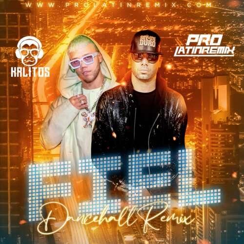 Fiel - Wisin & Jhay Cortez & Los Legendarios - DJ Krlitos - Dancehall Remix - 98BPM
