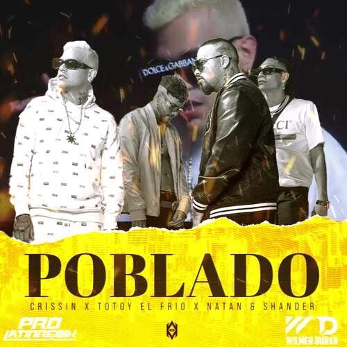 Poblado - Crissin X Various - DJ Wilmer Duran - Reggaeton Intro Break+Intro Aca+Aca Starter&Outro - 93BPM - 3 Versions