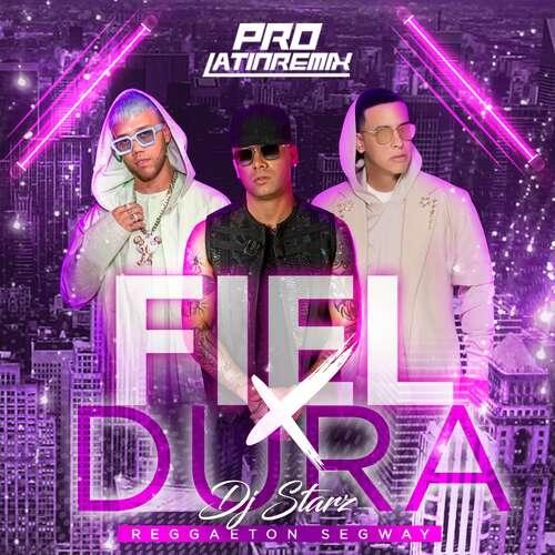 Fiel X Dura - Wisin X Jhay Cortez Vs Daddy Yankee - DJ Starz - Reggaeton Segway - 95BPM