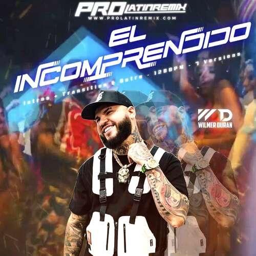 El Incomprendido - Farruko X Victor C. X Adoni - DJ Wilmer Duran - Intros + Transition & Outro - 128BPM - 7 Versions